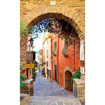 Фотообои Каменная арка в старом городе | арт.11507