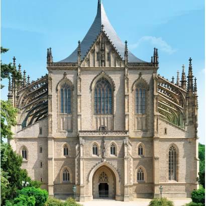 Фотообои Собор Святой Варвары | арт.121