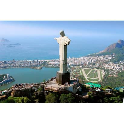 Фотообои Рио Де Жанейро | арт.12111