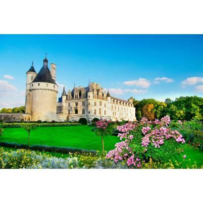 Фотообои Замок во Франции | арт.1212