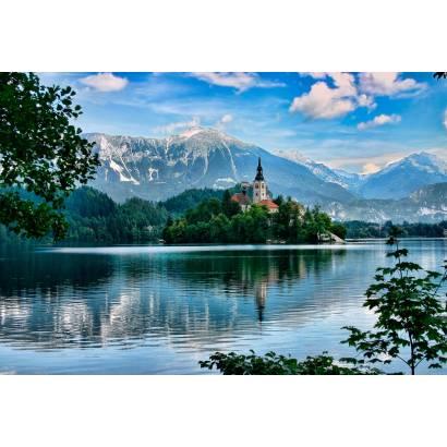 Фотообои Словения, озеро Блед | арт.1214
