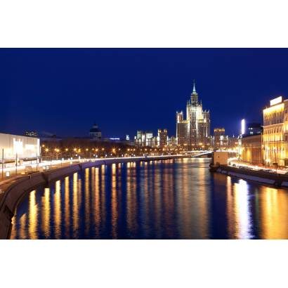 Фотообои Москва Река | арт.12140