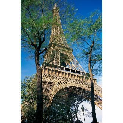 Фотообои Эйфелева башня | арт.1215