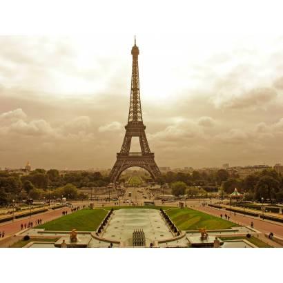 Фотообои Эйфелева башня | арт.12155