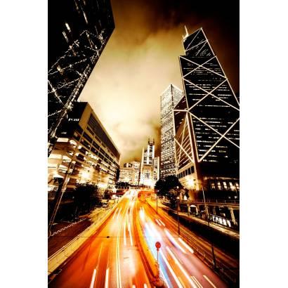 Фотообои Мегаполис | арт.12158