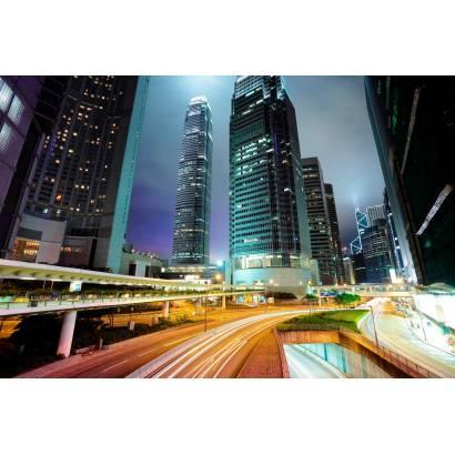 Фотообои Мегаполис | арт.12160