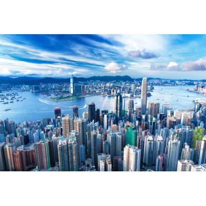 Фотообои Гонконг | арт.12176