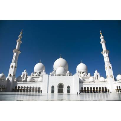 Фотообои Белая Мечеть | арт.12183