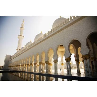 Фотообои Белая Мечеть | арт.12184