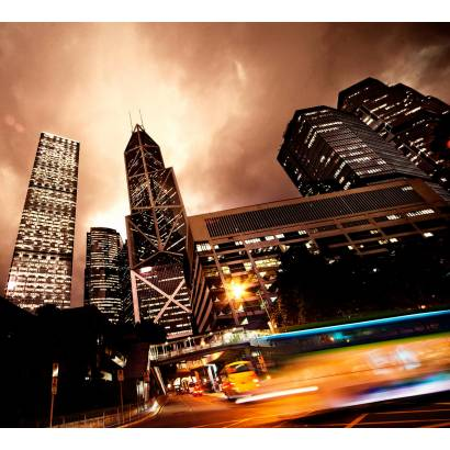 Фотообои Мегаполис | арт.12190