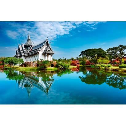 Фотообои Пагода | арт.12196