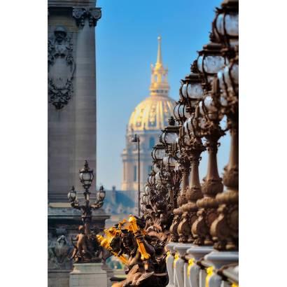Фотообои Париж | арт.12201