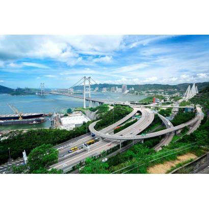 Фотообои Гонконг | арт.12211