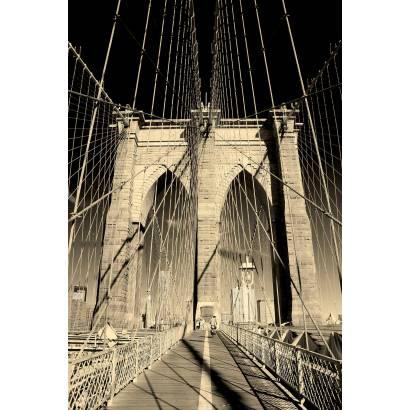 Фотообои Бруклинский Мост | арт.12212