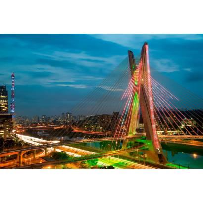 Фотообои Сан-Паулу | арт.12219