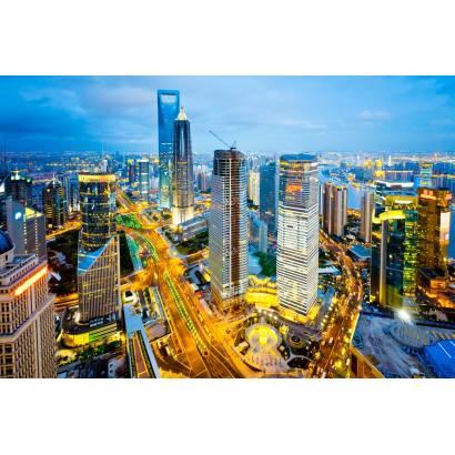 Фотообои Шанхай | арт.12227