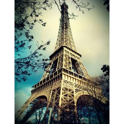 Фотообои Эйфелева башня | арт.12228