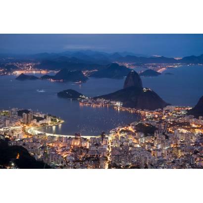 Фотообои Рио Де Жанейро | арт.12229