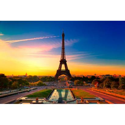 Фотообои Эйфелева башня | арт.12230