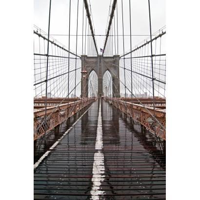 Фотообои Бруклинский Мост | арт.12231