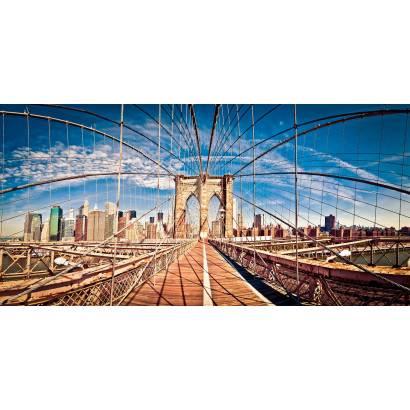Фотообои Бруклинский Мост | арт.12237
