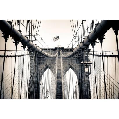 Фотообои Бруклинский Мост | арт.12240