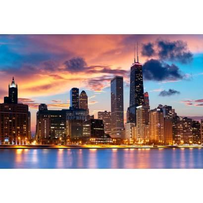 Фотообои Чикаго | арт.12246