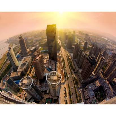 Фотообои Мегаполис | арт.12270