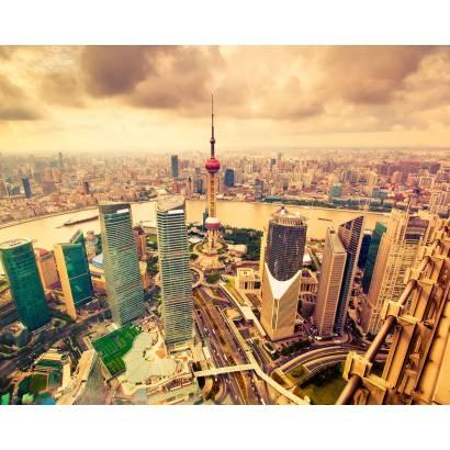 Фотообои Шанхай | арт.12272