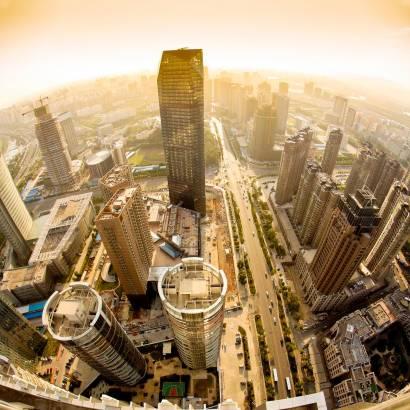 Фотообои Мегаполис | арт.12275