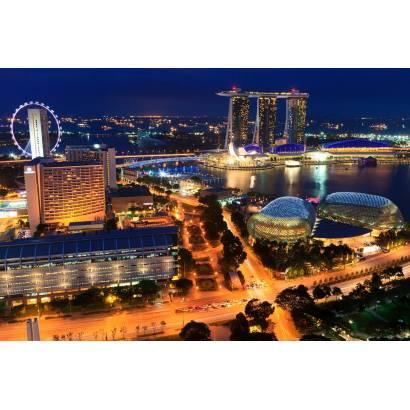 Фотообои Сингапур | арт.12285