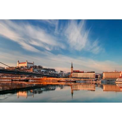 Фотообои Европейский городок | арт.12296
