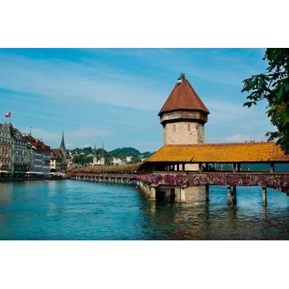 Фотообои Швейцария | арт.12298