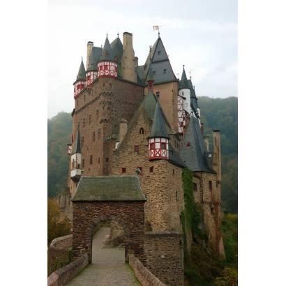 Фотообои Замок Эльц | арт.123
