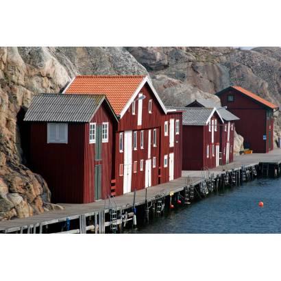 Фотообои Швеция | арт.1230