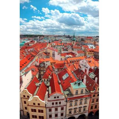 Фотообои Вид на старинный город | арт.12308