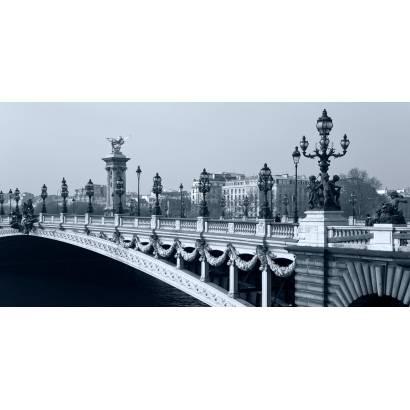 Фотообои Мост. Франция | арт.12322