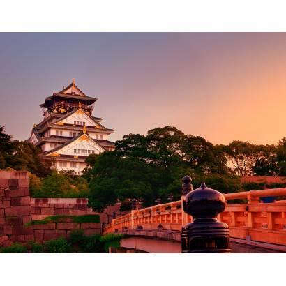 Фотообои Восход. Япония | арт.12323