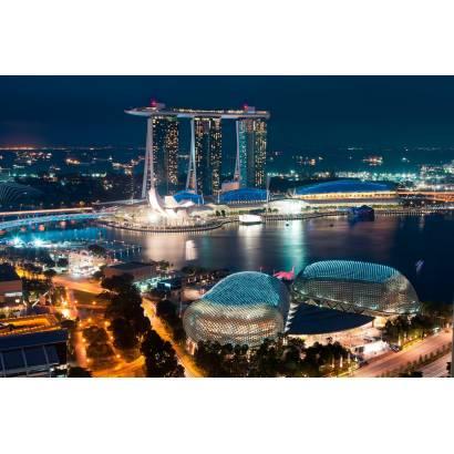 Фотообои Сингапур | арт.12326
