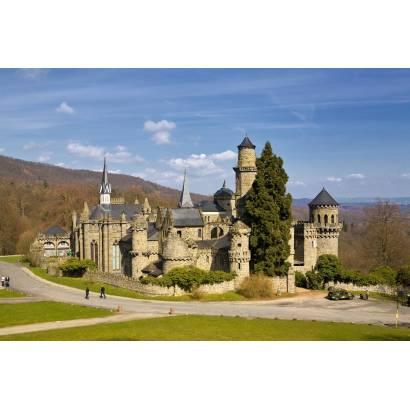 Фотообои Замок в Румынии | арт.1233