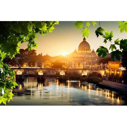 Фотообои Вечер в Италии | арт.12335