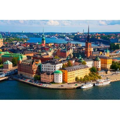 Фотообои Швеция | арт.12341
