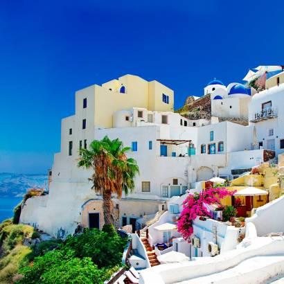 Фотообои Греция. Санторини | арт.12345