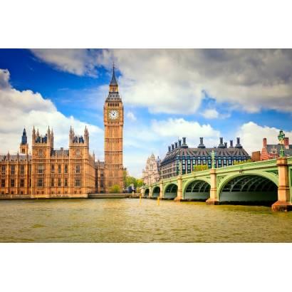 Фотообои  Лондон. Биг-Бен | арт.12351