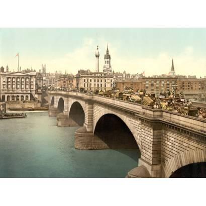 Фотообои Старый Лондон | арт.12362