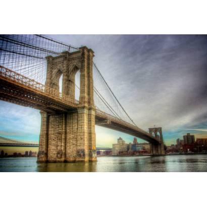 Фотообои Бруклинский мост | арт.12376