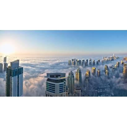 Фотообои Город с высоты птичьего полета | арт.12394