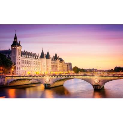 Фотообои Вечер в Париже | арт.12405