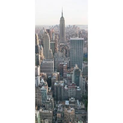 Фотообои Нью-Йорк. Вертикальная панорама | арт.12408