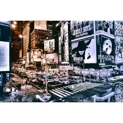 Фотообои Улицы Нью-Йорка | арт.12412